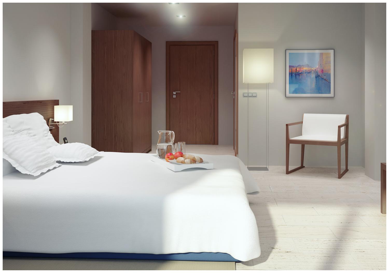 Proyectos dise o 3d dise o de oficinas valencia dise o for Hotel diseno valencia