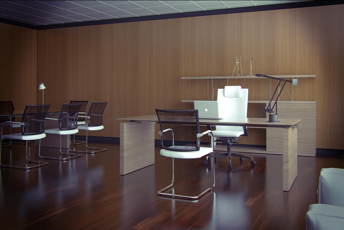 Dise o de oficinas 3d dise o de oficinas valencia dise o for Oficinas de padron valencia