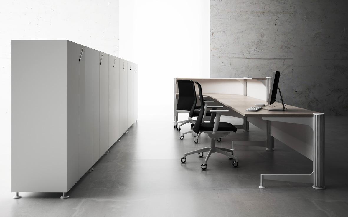 Dise o de oficinas 3d dise o de oficinas valencia dise o for Exterior oficinas